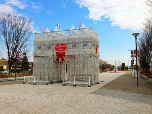 ウィンターイルミネーションin太田川2013 2